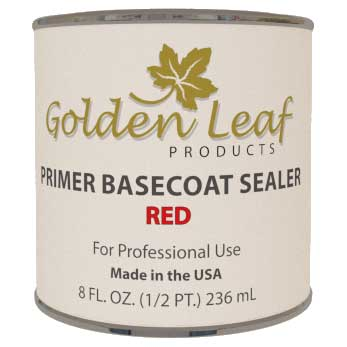 Red Primer Basecoat Sealer
